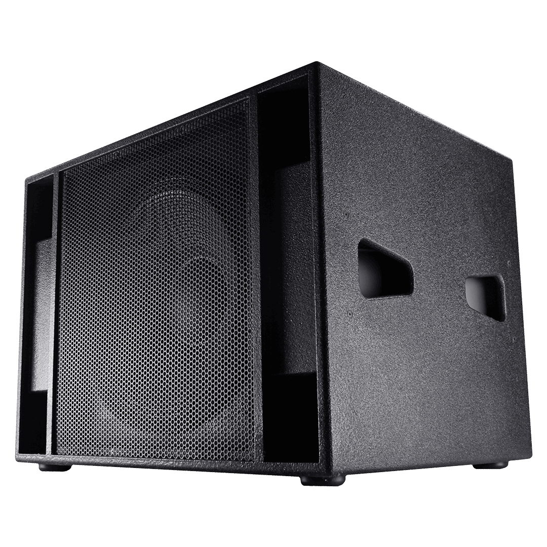 BASSBOSS SSP118-MKII Powered Subwoofer